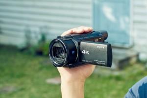 Sony объявила цены для видеокамер Handycam FDR-AX53 и HDR-CX625