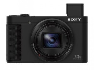 Sony представила компактную камеру HX80 с 30х оптическим зумом