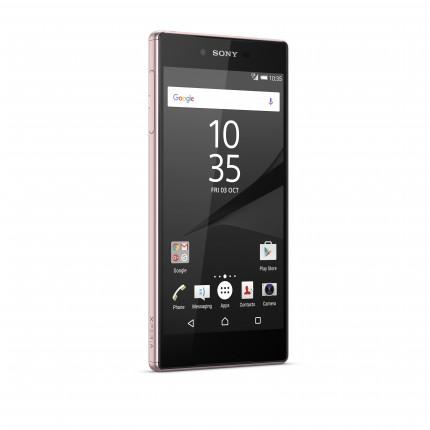 Sony выпускает Xperia Z5 Premium Pink