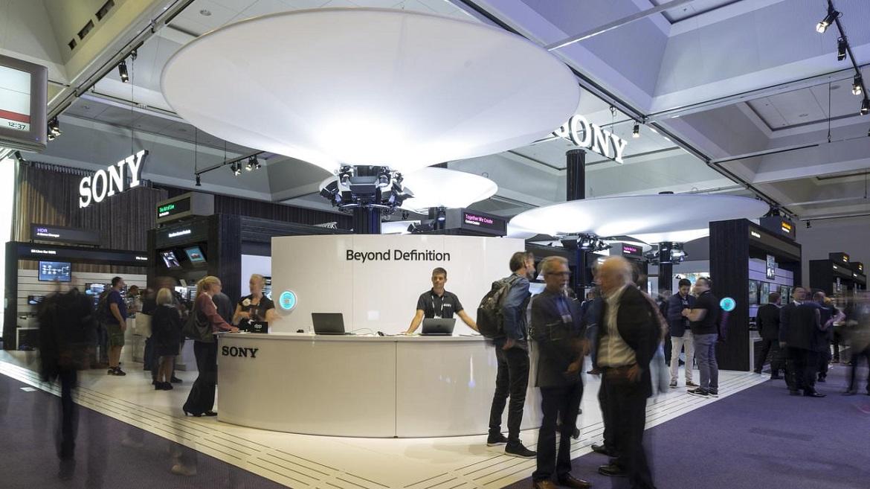 Sony на IBC 2019