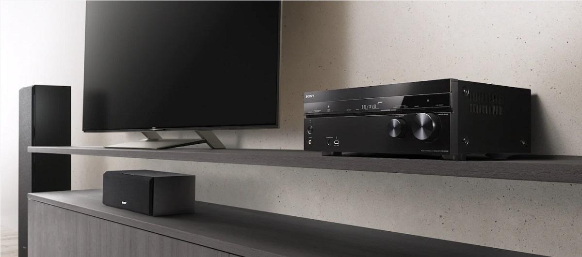 Sony STR-DN1080. 7.2-канальный AV-ресивер для домашнего кинотеатра
