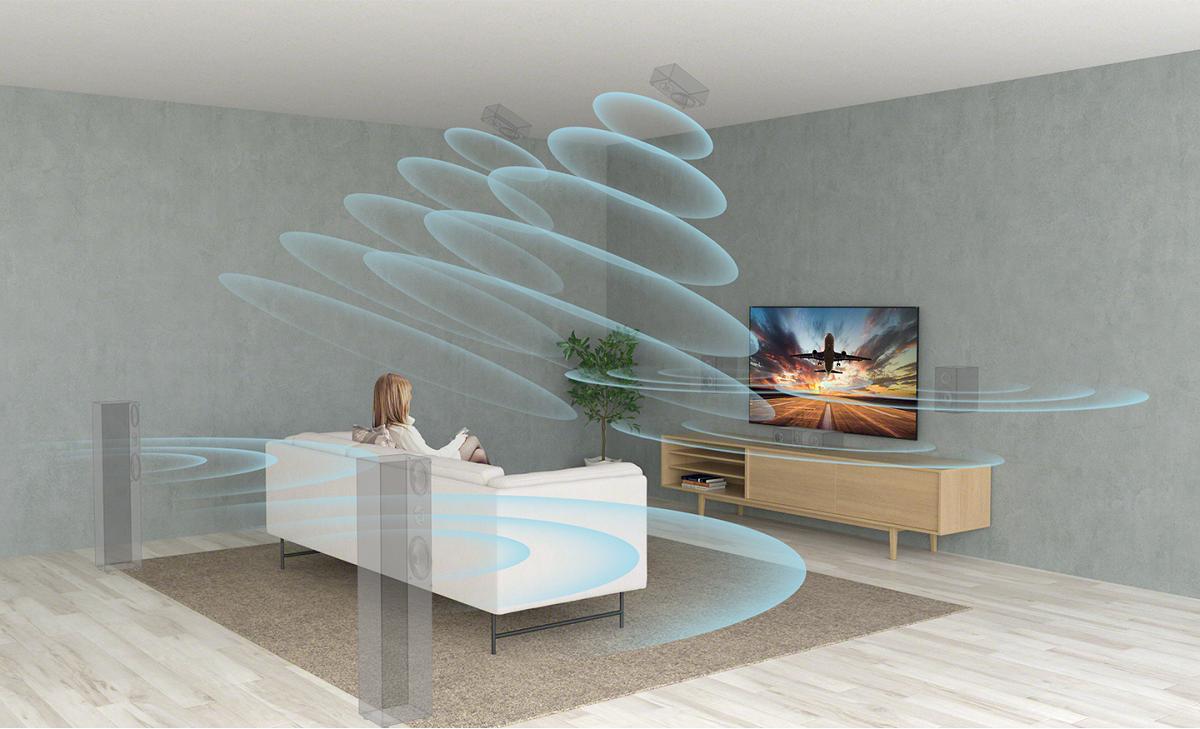Виртуальный звук с дополнительными измерениями